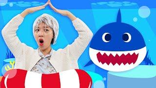 Baby Shark Dance | Sing and Dance! | Animal Songs | PINKFONG Songs for Children 상어가족 인기 영어 동요