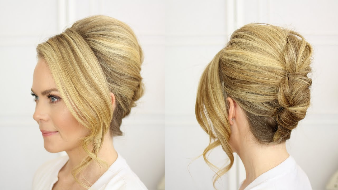 10 Youtube Updo Hairstyles To Inspire You advise