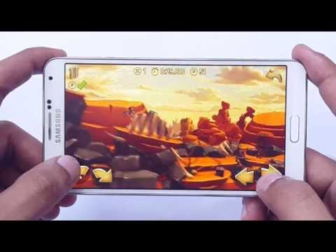 Trials Frontier Gameplay Android & iOS HD