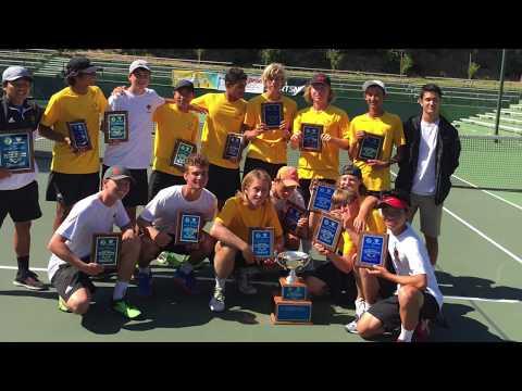 Torrey Pines High School Boys Tennis Wins State Championship vs Harvard Westlake