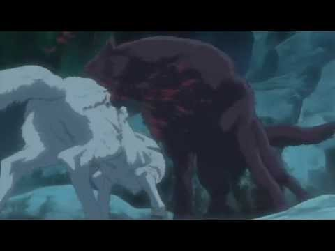 Insanity Wolf VS Courage Wolf (Darcia vs Kiba)
