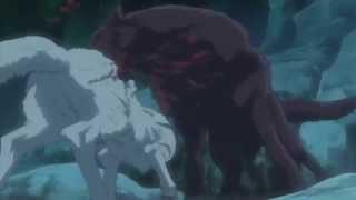 Repeat youtube video Insanity Wolf VS Courage Wolf (Darcia vs Kiba)