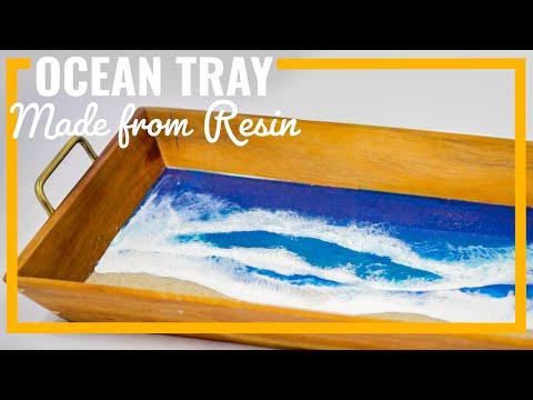 Ocean Serving Tray
