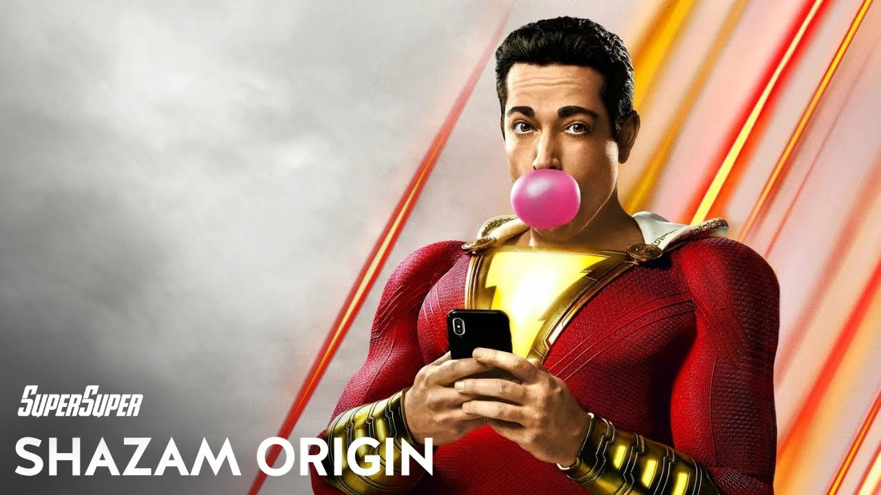 SHAZAM Origin Story | Captain Marvel origin | Explained in HINDI | Superheroes origin