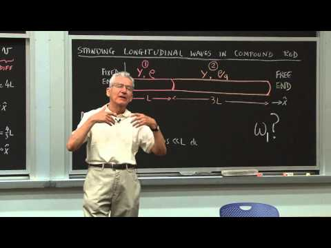 7. Standing Waves Part II