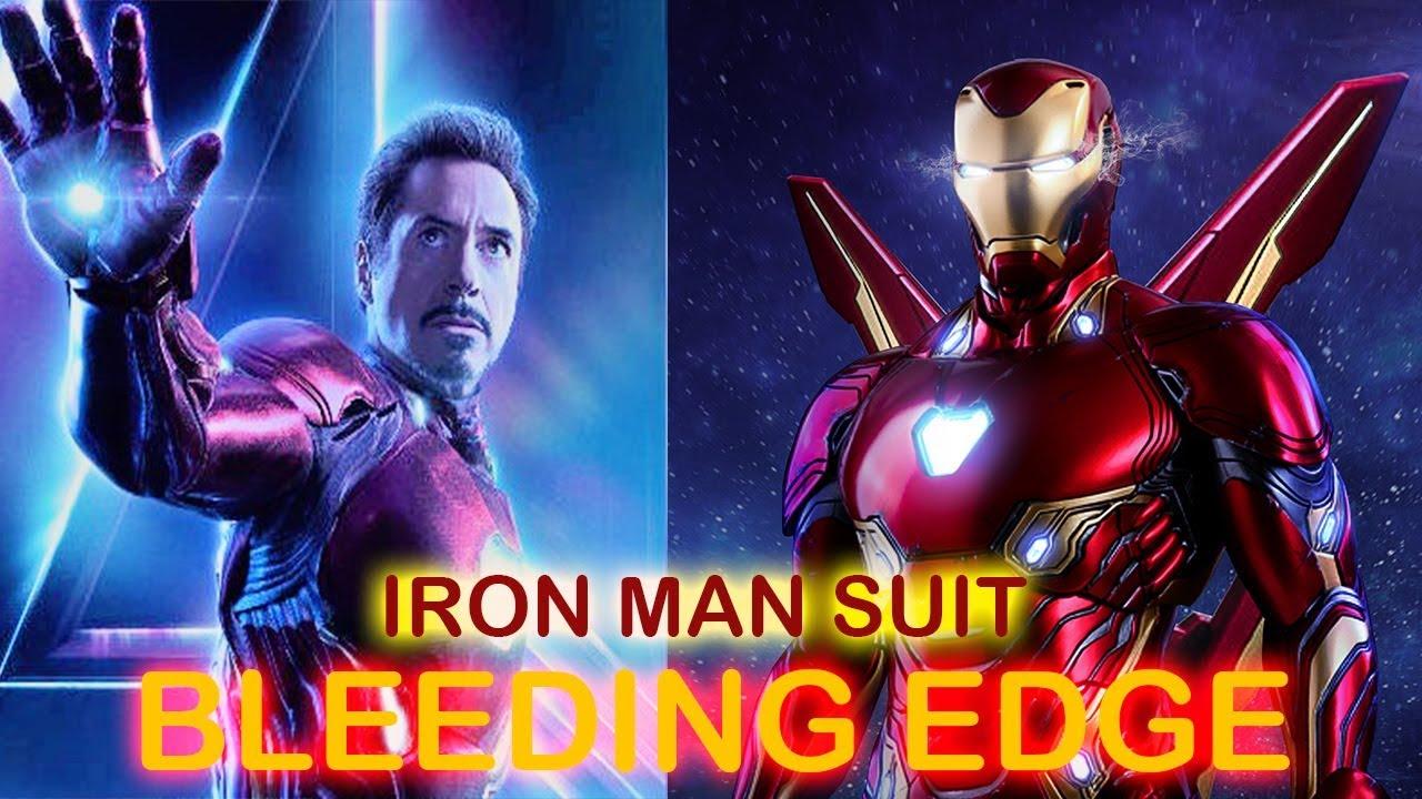 Công nghệ giáp mới của Iron Man trong Avengers Infinity War bá đến đâu?