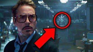 Gambar cover Endgame Easter Egg! Howard Stark's Secret ZOLA Project Theory!