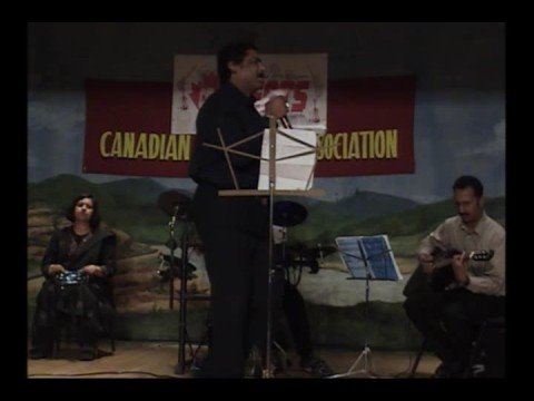 thomas canada -singing in CMA orchestra