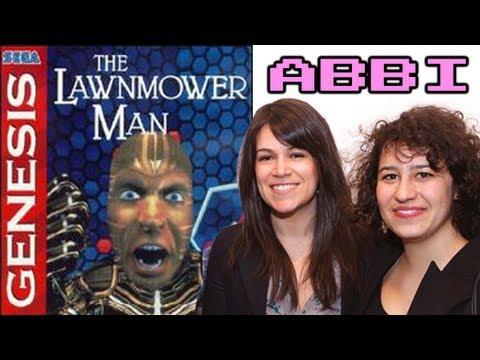 THE LAWNMOWER MAN feat. ABBI JACOBSON!