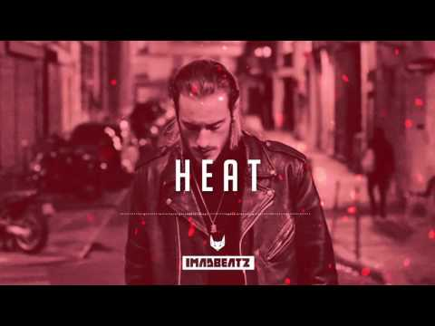"Beat // Instrumental Type Nekfeu X Django - ""Heat"" ( Prod By @IMadBeatz )"