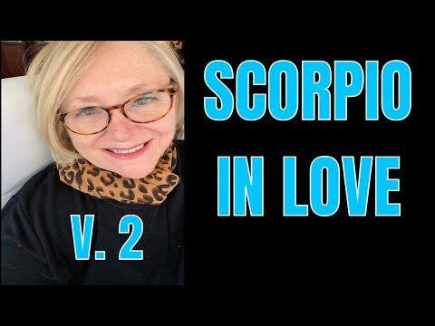 SCORPIO~LOVER READY TO