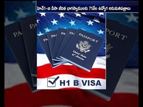 Nine -tenths of work permits issued to spouses of H1B visa holders are from India