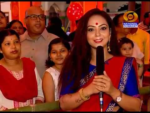 SASTHI DURGA PUJA CELEBRATION IN GUWAHATI