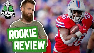Fantasy Football 2020 - 2019 Rookie Review Show + MAN LUNGS - Ep. #857