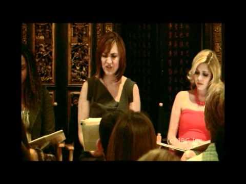 Constance Marie, Lesley Fera, Jennifer Aspen and Tamara Taylor s from