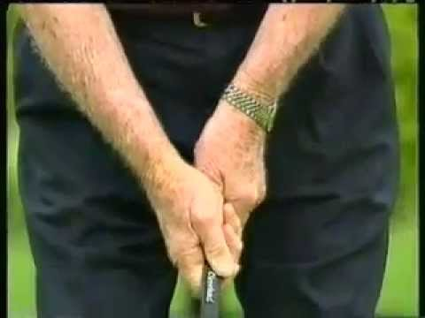 The Golf Grip To Square Up The Club By Byron Nelson