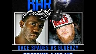 Body Bag Battle League-Presents- Glueazy vs Oace Spade