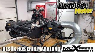 Snowrider Tv Ep. 45, Säsong 2 - Besök Hos Mc Xpress, Lindblads Motor En Av De äl