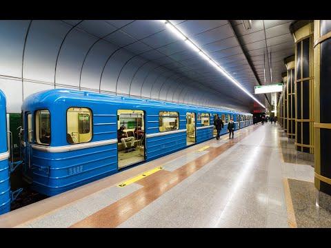 Метро Новосибирска | Новосибирский метрополитен | 2019