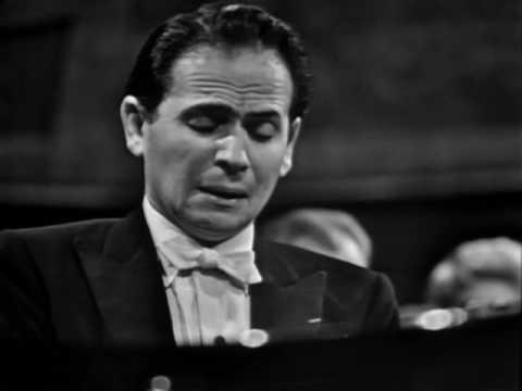 Byron Janis Rachmaninov, Rhapsody on a Theme of Paganini, Var  XVII XVIII 2 01 1968