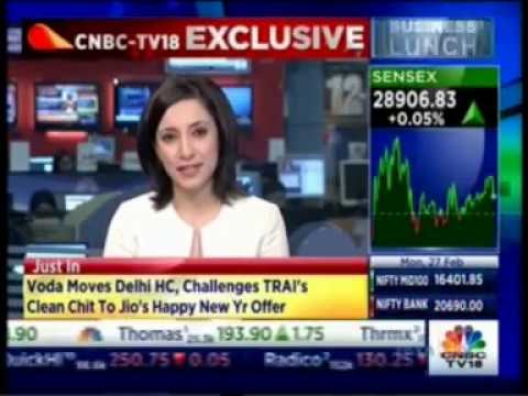 CNBC TV 18 Interview with Mr. Arijit Basu | MD & CEO | SBI Life | 27th of February, 2017