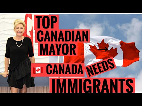 Why does Canada need immigrant#top mayor canada#immigration#drumheller valley