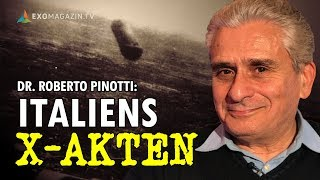 Die unglaublichen UFO-Fälle der italienischen Luftwaffe (Dr. Roberto Pinotti)