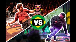 Red Bull BC One Cypher Brazil 2019 | Semifinal B-Boys: Till vs. Onnurb