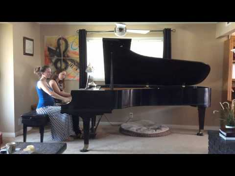Over the River & Through the Woods - Duet by Jennifer Eklund