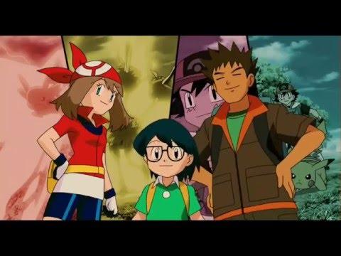 20 Years Of Pokemon [20th Anniversary AMV]