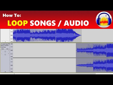 How To: Loop Songs and Audio in Audacity