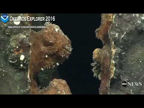NOAA Live Dive on Historic Japanese mini-sub at Pearl Harbor (12/7)