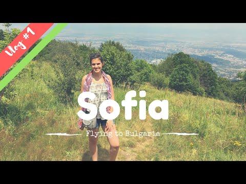 Flying to Bulgaria | Sofia Vlog | BULGARIA TRAVEL VLOG #1 | ANNACHAMARIA