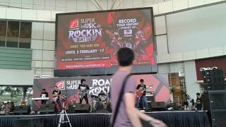 SUROPATI - MATI RASA live ROAD TO ROCKIN BATTLE SUMMARECON SERPONG