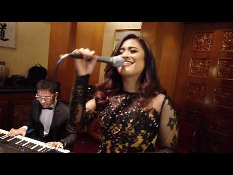 One Call Away By PianoNest Acoustic - DJI Osmo Pocket Lowlight Indoor Test - Band Wedding Surabaya