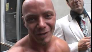Claudio Castagnoli, Icarus & Gran Akuma Promo [CHIKARA Young Lions Cup IV]