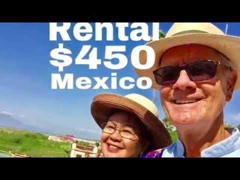 Ajijic Jalisco Mexico Long Term RENTALS  $450 Chapala Retirement Lifestyle