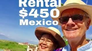 Ajijic Jalisco Mexico Long Term RENTALS  $450 Chapala Retirement lifestyle