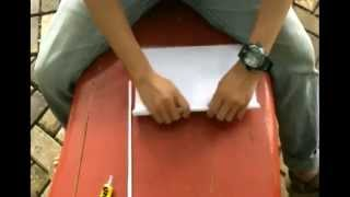 How To Make A Strong Paper Bridge