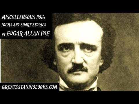 POEMS AND SHORT STORIES by Edgar Allan Poe - FULL AudioBook