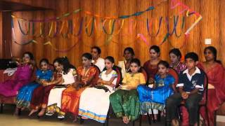 Leadership Stage Facebook Friends Meet @ Bangalore Kalaanantarupah Students Performance