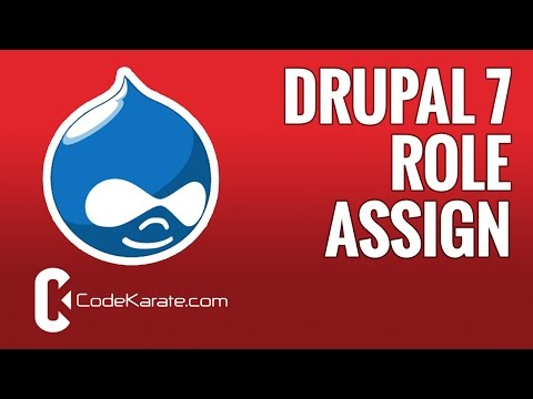 Drupal Role Assign Module: Controlling who can assign what roles on your Drupal site