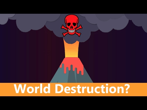 Can a Volcano Destroy the World? thumbnail
