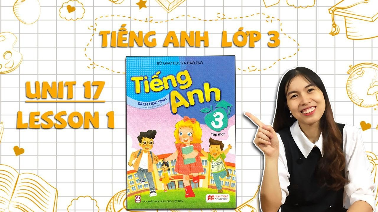 Học tiếng Anh lớp 3 – Unit 17. What toys do you like? – Lesson 1 – THAKI