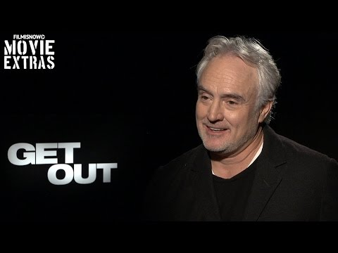 Get Out (2017) Bradley Whitford talks about his experience making the movie