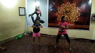New session new students Happy dance performance... Choreography by...