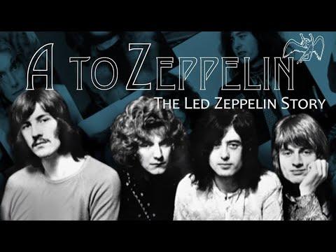 A to Zeppelin: The Led Zeppelin Story (2004) | Full Movie | John Bonham | Jimmy Page | Robert Plant