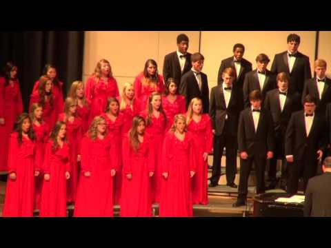 Colquitt County High School Acapella Fall Concert 2015/16