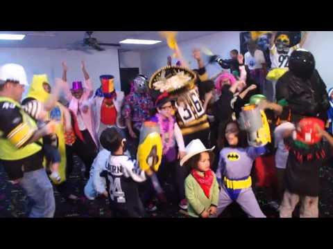 Do The Harlem Bass - EPIC DANCE PARTY EDITION!! (ORIGINAL)
