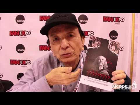 James Hong Interview at Fan Expo Canada 2013